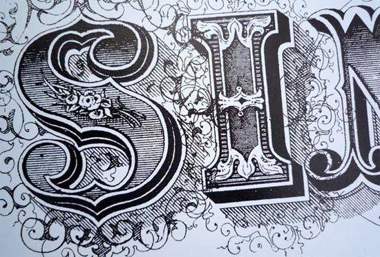 Typografi inspirasjon