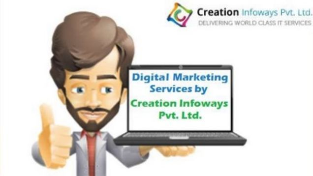 Creation Infoways offers quality services of #SEO with affordable price and now become #TopDigitalMarketingAgency in Delhi.