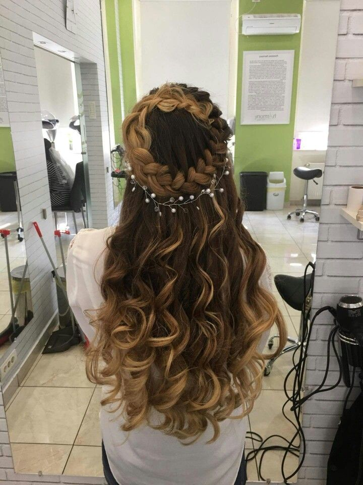 #hairstylebyme #longhair #curlyhair #nicecolor