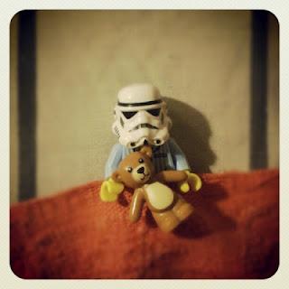 A Toy's Perspective: Good night peeps! ZZZzzz