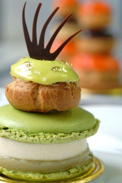 Variation guérandaise pomme-caramel - Christophe Roussel
