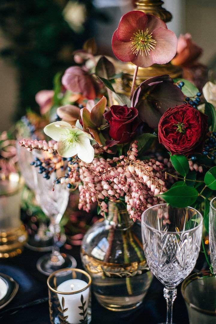 Gorgeous Contemporary Wedding Inspiration - MODwedding