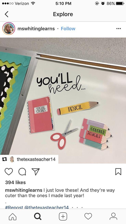Megan Nolan Newsfan719 On Pinterest Staar Math High School Math Classroom Maths Activities Middle School [ 1309 x 736 Pixel ]