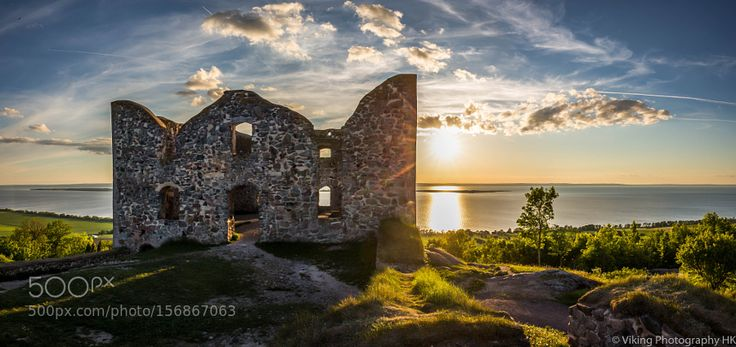 """Brahehus ruin Go to http://iBoatCity.com and use code PINTEREST for free shipping on your first order! (Lower 48 USA Only). Sign up for our email newsletter to get your free guide: """"Boat Buyer's Guide for Beginners."""""""