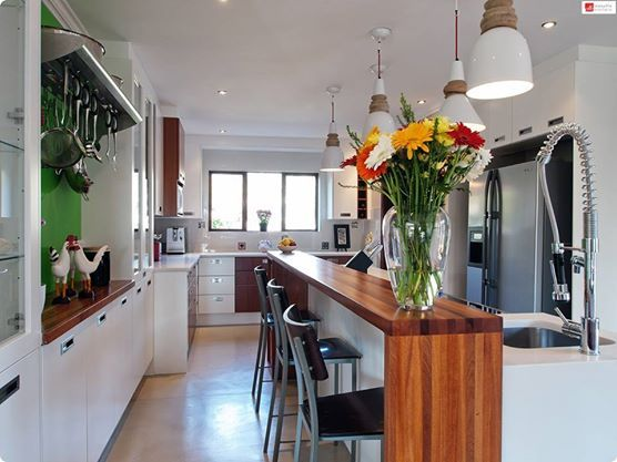 Kitchen cabinets have a significant impact on the appearance of the entire kitchen, and it is very important to keep them in the best shape possible. Keeping your cabinets clean and in proper working order will prolong their life and prevent the expense of having to replace them.