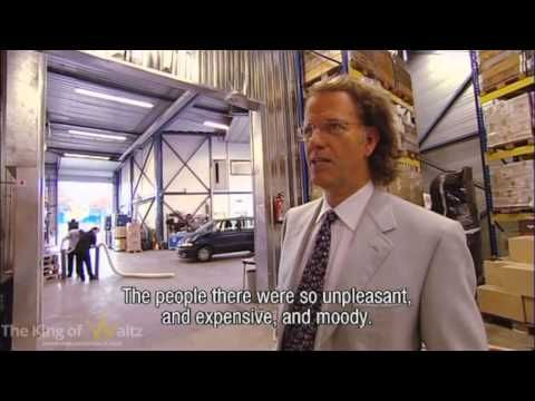 André Rieu | On his way to New York part 1 - YouTube