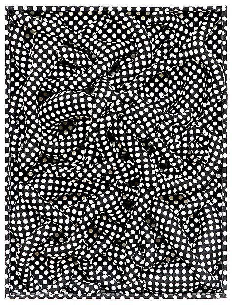 Yayoi KusamaPop Art, Polka Dots, Yayoi Kusama Painting, Art Inspiration, Thanksyayoi Kusama, Mixed Media, Soul Burst, Black, Kusama Art