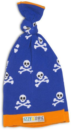 Blue Pirate Hat by Izzy & Owie - Giggles Gear