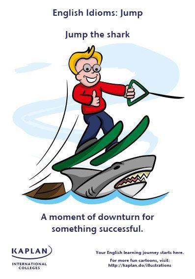 English Idioms: Jump the shark