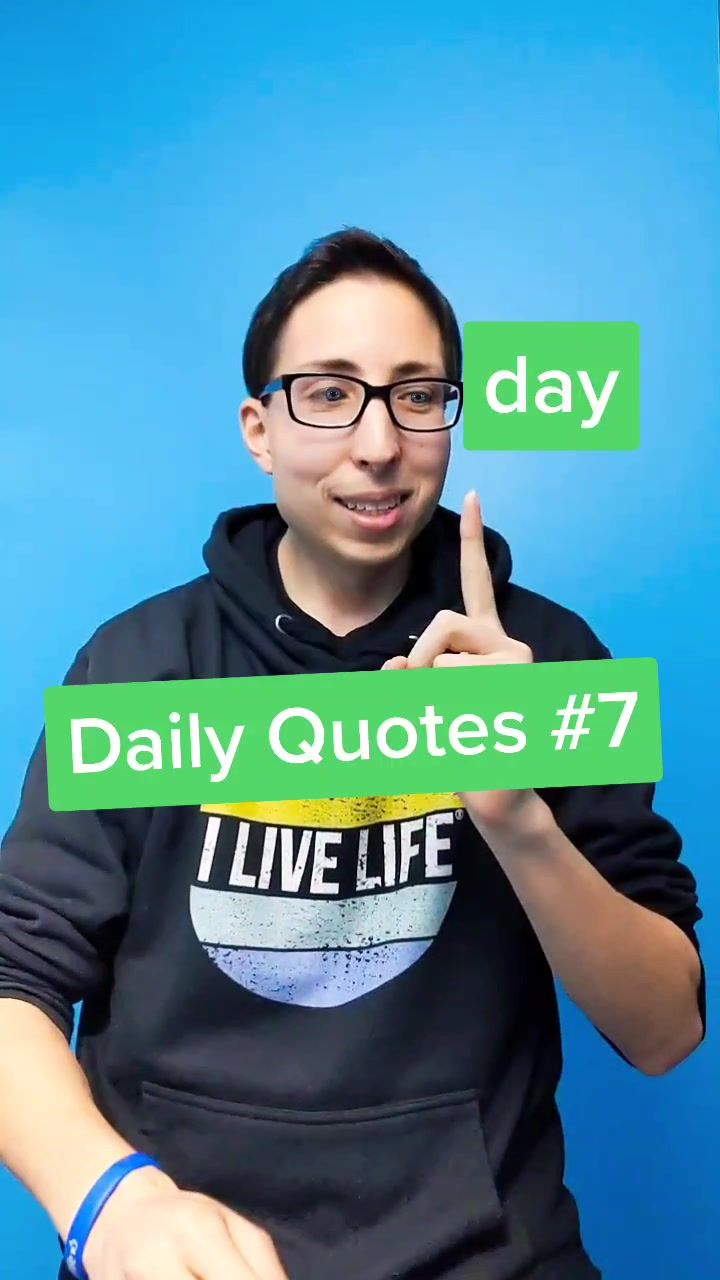 Pin By I Live Life Lifestyle Brand On Tiktok Videos That Will Make Your Day Better Daily Quotes Daily Motivation Life
