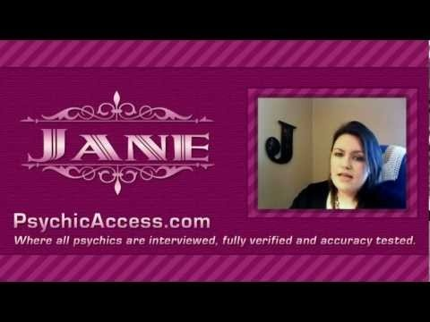 Jane at PsychicAccess.com