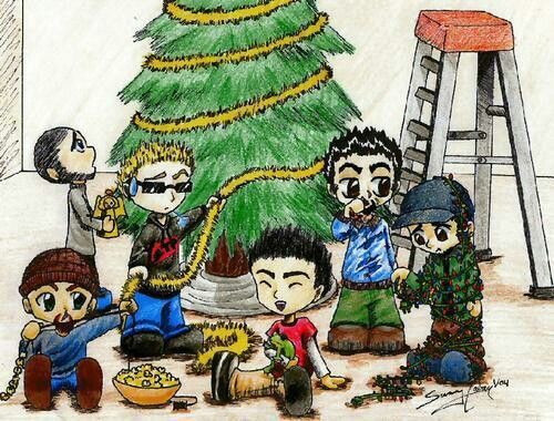 Christmas Art Designs