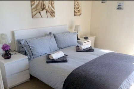Check out this awesome listing on Airbnb: 2BR Icona Point, Olympic Park #02 - Flats for Rent in London