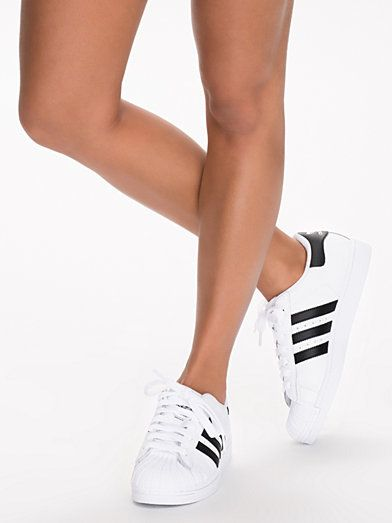adidas superstar 2 womens black and white