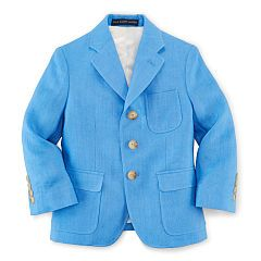 Linen Sport Coat - Boys 2-7 Suits & Sport Coats - RalphLauren.com