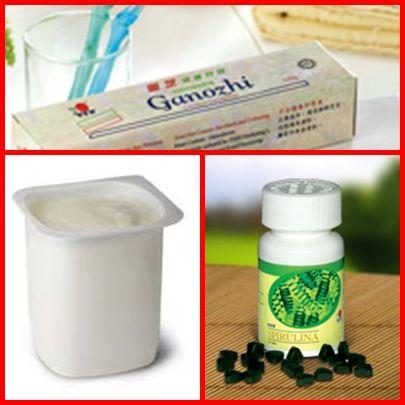 Gyógyulj gombákkal! : Maszk száraz bőrre DXN termékkel !