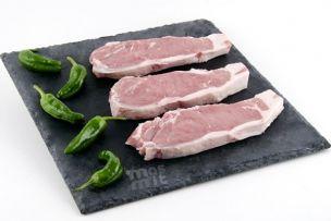 Entrecot de Ternera Blanca o Ternera Lechal http://masmit.com/. Cortados a mano. Todas las propiedades de la carne pero con menos grasas, de hecho, es un tipo de carne blanca.  Tierna, sabrosa y sana. Perfecta para todos los de casa incluidos los más pequeños. Cortada a mano, elige el grosor a tu gusto, ¡así de fácil!