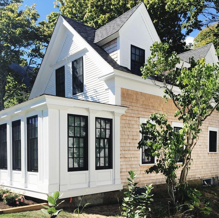 Best 20 cape cod houses ideas on pinterest cape cod for Modern cape cod house