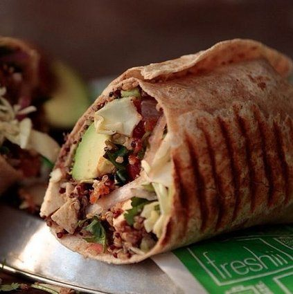 What Dietitians Would Eat At Freshii