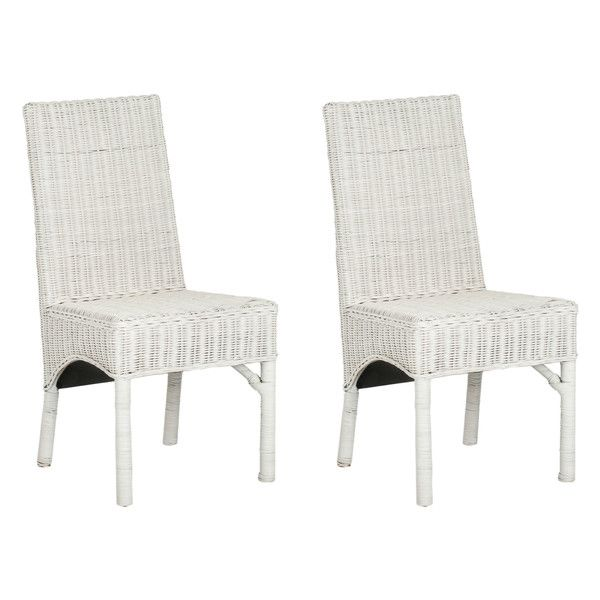 Calvin Rattan Side Chair