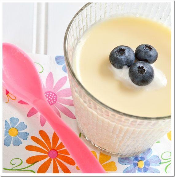 Fior di Latte Panna Cotta: Easy Recipe, Orange Flower, Recipe Idea, Latte Panna, Cotta Di, Fior Di Latte 4, Blog, Panna Cotta, Food Drinks