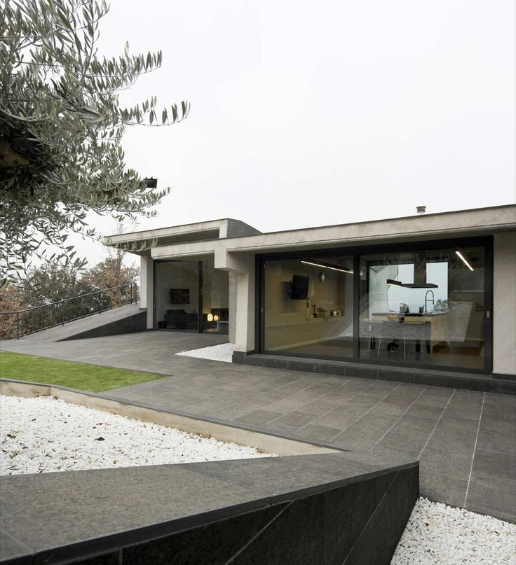 6 modern concrete homes inspiration modlarcom