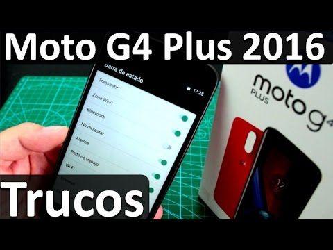 Consejos y trucos para el MOTO G Plus 2016, tips moto g cuarta generacion youtube Suscríbete al Canal: https://goo.gl/EILJiW Moto G4 vs Moto G4 Plus Comparat...