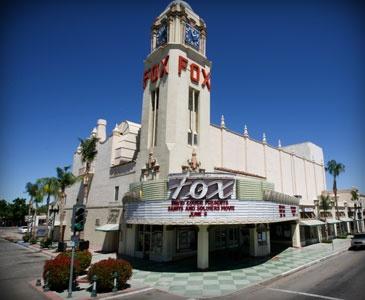 Bakersfield Fox Theater