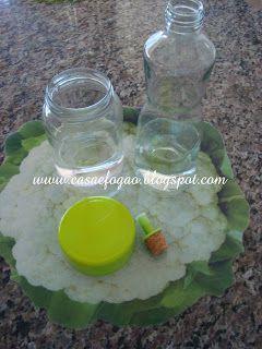 Como esterilizar vidros no microondas