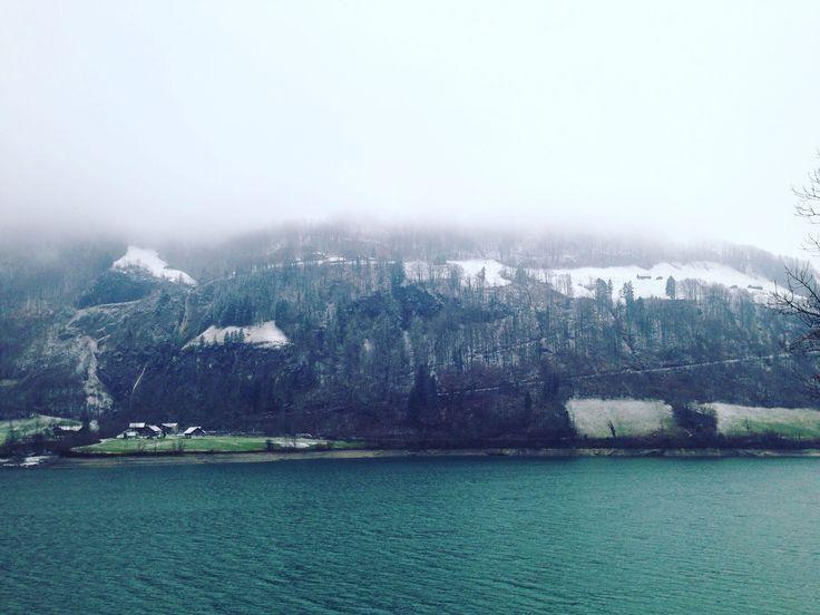 Lungernersee (small town near Interlaken) - Lungern, Switzerland