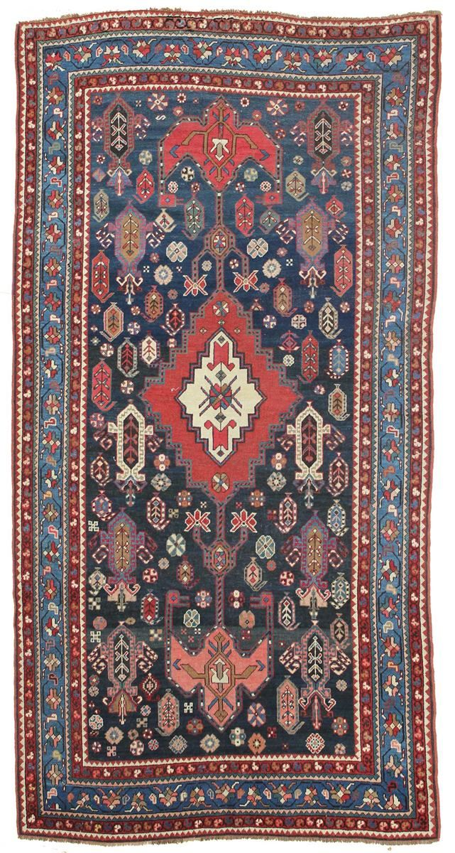 Antique Tribal And Other Small Rugs Gallery Karabagh Rug Hand Knotted In