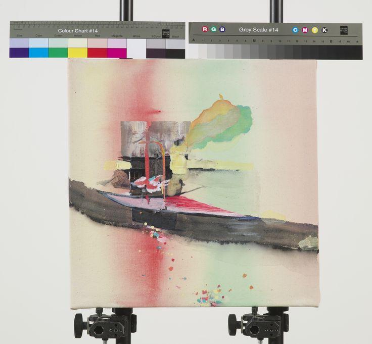 artist #art #rainbow #lujindrakskrivankova