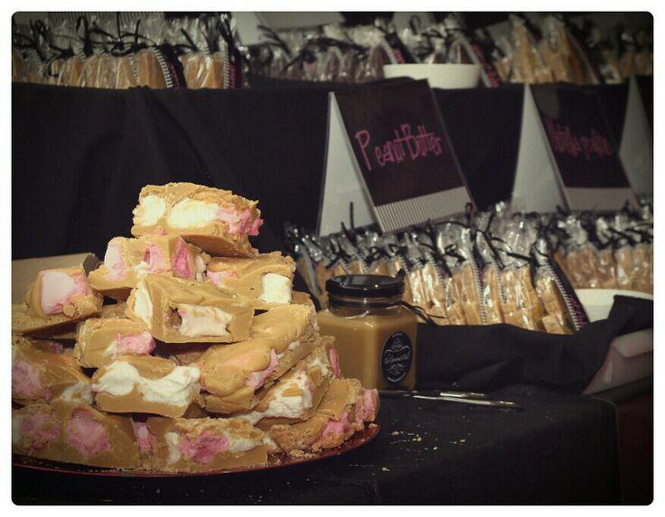 Gourmet fudge @The LIFE Market #potch