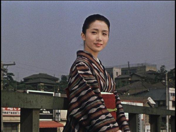 Shima Iwashita 岩下志麻