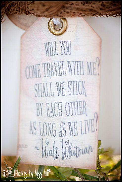 Walt Whitman Destination Wedding Quote Iceland Wedding Photographer Photos by Miss Ann