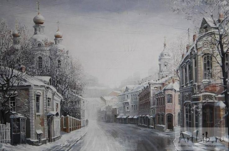 by Alexander Starodubov