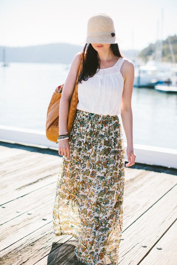 summer chic, style via che and fidel