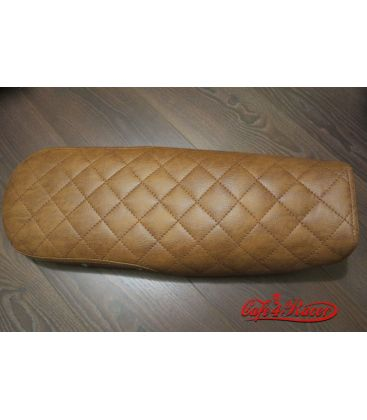 Honda CX500 cafe racer seat (removable seat cover) #cafe4racer.eu