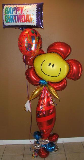 #CH19 - Latex Free Balloon Character - Delivery in the Tulsa and Surrounding Area