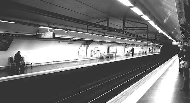 Metro @Madrid vuela