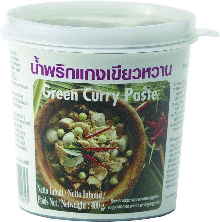 Thaise stijl #groene #curry Groene curry is de scherpste currysoort in Thailand.