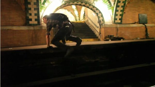 Tagging along with an Underground NYC Urban Explorer - Messy Nessy Chic