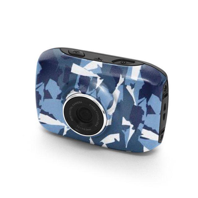 Rotor Camera Blue Camera
