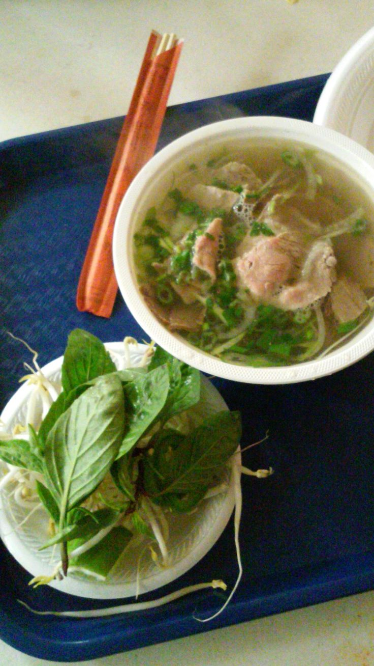 Pho Dac Biet from the Tet Festival 2015 in Charlotte, NC. To see more pictures, go to: http://www.tetsandiego.com/vietnamese-american-blog/tet-in-charlotte-north-carolina-2015