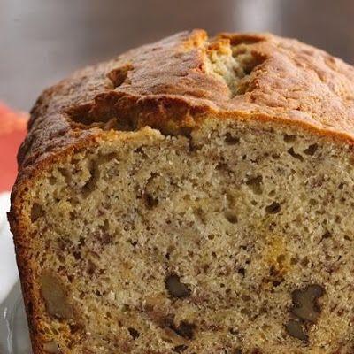 Banana Bread (Betty Crocker's cookbook) @keyingredient #bread