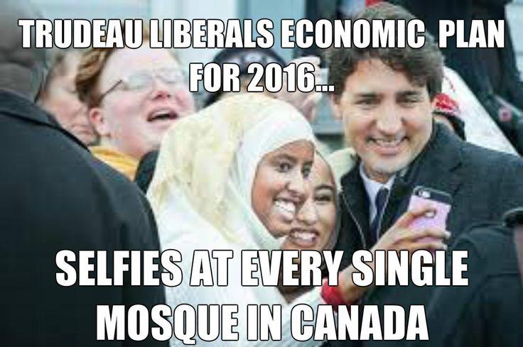 Trudeau Liberals economic plan for Canada 2016