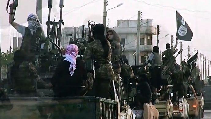 Black Flag Of Jihad Will Fly Over London Alarm Over Uk Born Iraq