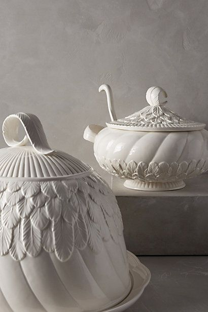 Anthropologie Armadale Serveware #anthrofav #greigedesign
