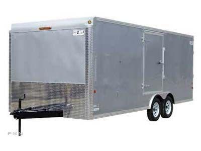 8' X 18' C-CT Car Mate Enclosed Custom Car Hauler Trailer - $6,583.25