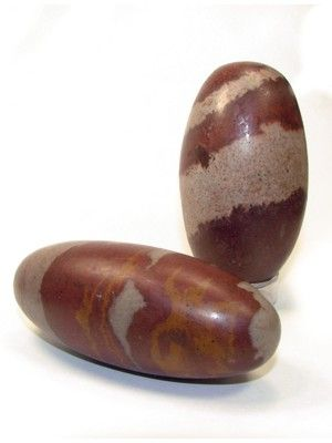 The shiva lingam represents both male and female, as well as the cosmic egg from which all creation emerged.    This stone resonates with energies of all the elements - Earth, Fire, Water, Air and Stone. Use shiva lingam to:    Charge the entire chakra system  Activate kundalini energies  Boost vitality  Enhance inner transformation  Break up old patterns and open the path for new life  Help to feel unity, even during times of separation